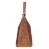 Hnedá kožená kabelka bata, hnedá, 964-3254 - 19