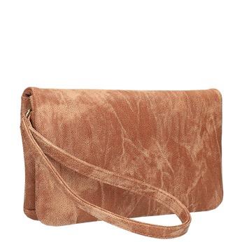 Dámska hnedá listová kabelka bata, hnedá, 961-3668 - 13