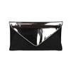 Dámska listová kabelka s retiazkou bata, šedá, 961-2218 - 26
