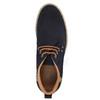 Pánska obuv v štýle Chukka Boots bata, modrá, 893-9652 - 19