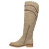 Čižmy nad kolená bata, béžová, 599-2602 - 19