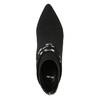 Členková obuv na ihličkovom podpätku bata, čierna, 799-3607 - 19