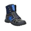 Detská zimná obuv mini-b, modrá, 411-9602 - 13