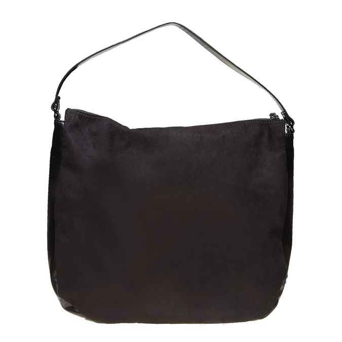 Dámska čierna kabelka bata, čierna, 969-6460 - 26