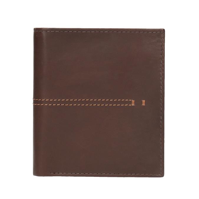 Prešívaná pánska peňaženka bata, hnedá, 944-3176 - 26