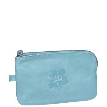 Kožená peňaženka bata, fialová, 944-9161 - 13