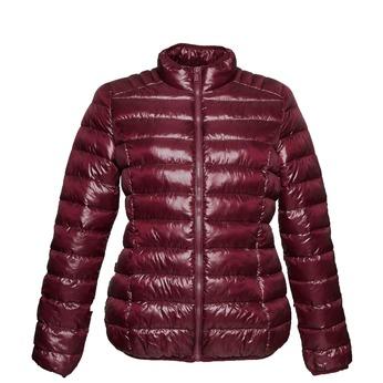 Dámska bunda s prešívaním bata, červená, 979-5637 - 13