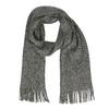 Pánsky pletený šál šedý bata, šedá, 909-8231 - 13