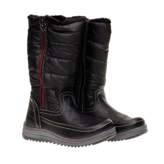 5996100 bata, čierna, 599-6100 - 26