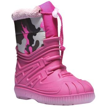 Detská obuv mini-b, ružová, 392-5100 - 13