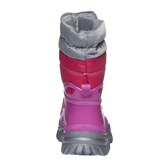 Detská obuv mini-b, červená, 292-5100 - 17