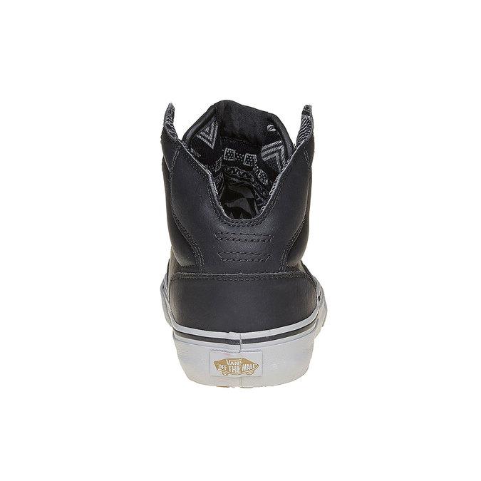 Pánske členkové tenisky Vans vans, čierna, 809-6310 - 17