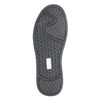 Dámska členková obuv s kožúškom bata, šedá, 599-2606 - 26