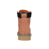 Dámska obuv v štýle Worker Boots weinbrenner, oranžová, 596-5629 - 17