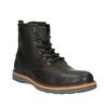 Pánska kožená zimná obuv bata, hnedá, 894-4659 - 13
