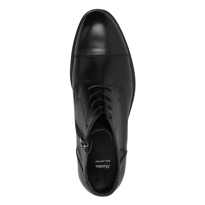 Pánska obuv ku členkom bata, čierna, 894-6671 - 19