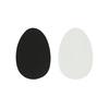 Samolepiaca ochrana podrážky bata, čierna, 990-6835 - 26
