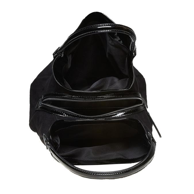 Elegantná dámska kabelka bata, čierna, 969-6209 - 15
