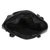 Čierna kožená kabelka bata, čierna, 964-6213 - 15