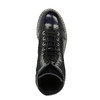 Kožená šnurovacia obuv na výraznej podrážke weinbrenner, čierna, 596-9635 - 19