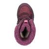 Detská zimná obuv weinbrenner, červená, 299-5611 - 19