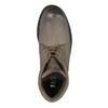 Členková pánska obuv bata, hnedá, 896-4653 - 19