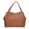Hnedá kožená kabelka bata, hnedá, 964-3215 - 19