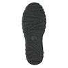 Dámske snehule s kožúškom bata, čierna, 599-6609 - 26