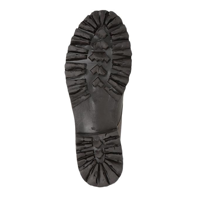 Pánska členková obuv weinbrenner, hnedá, 846-4603 - 26