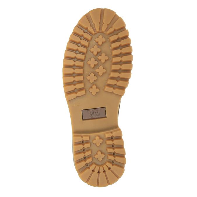 Dámska zimná obuv weinbrenner, hnedá, 596-4638 - 26