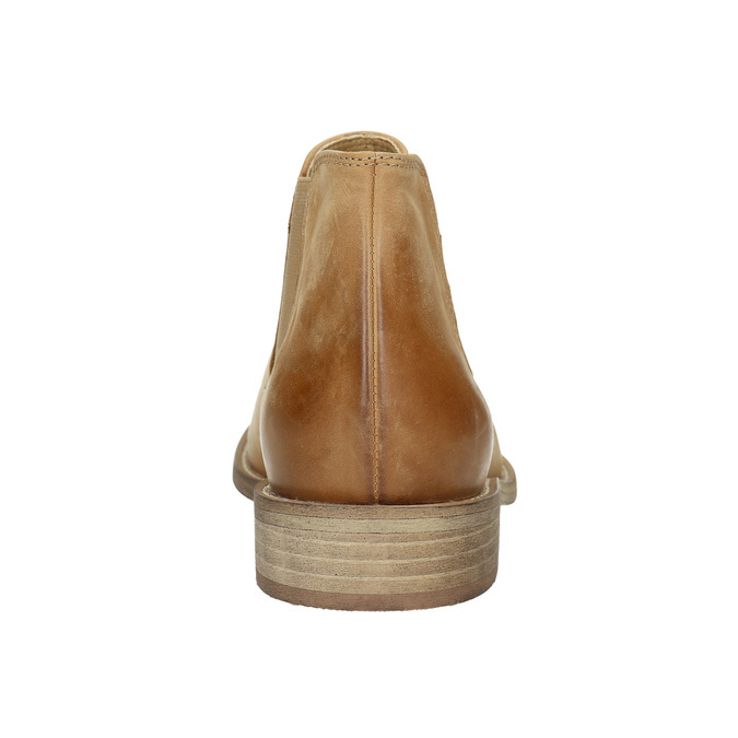 Kožené Chelsea Boots bata, hnedá, 594-3432 - 17