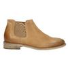 Kožené Chelsea Boots bata, hnedá, 594-3432 - 15