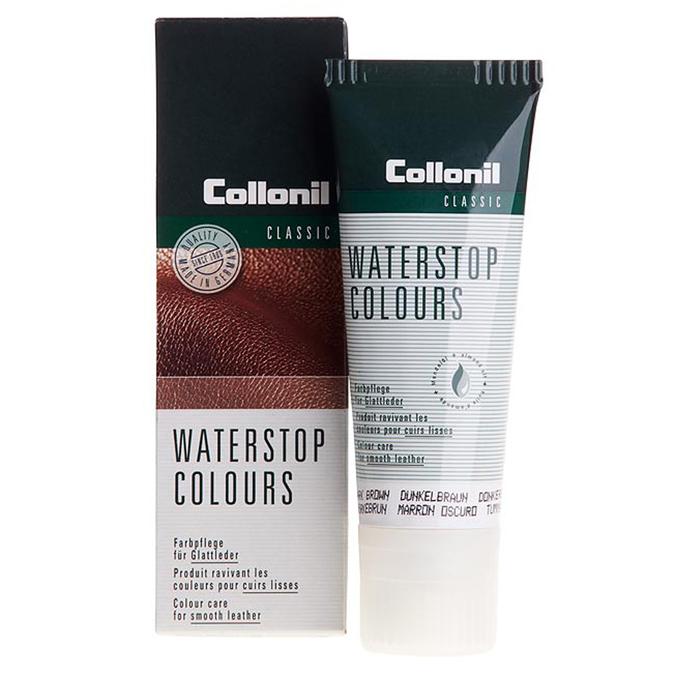 Krém waterstop v tube s roztieracou hubkou collonil, hnedá, 902-6074 - 13