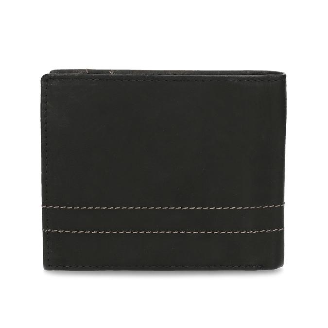 Pánská kožená peňaženka bata, hnedá, 944-6147 - 16