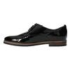 Dámske Derby poltopánky bata, čierna, 528-6600 - 26