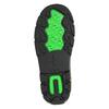 Detské zelené gumáky mini-b, zelená, 292-7200 - 26