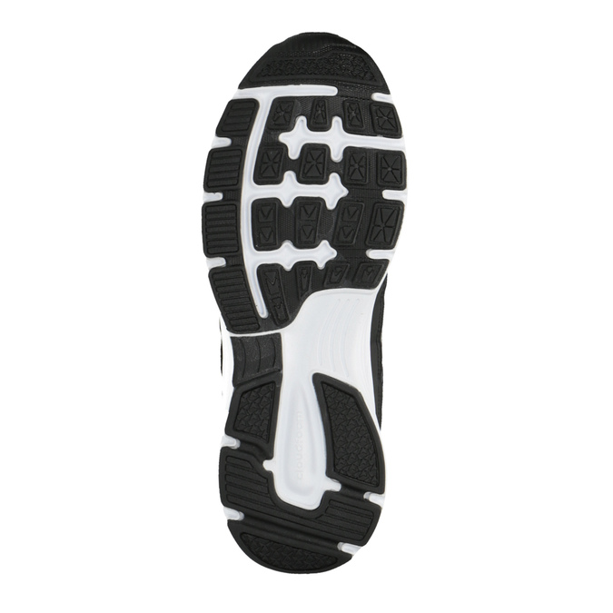 Detské športové tenisky adidas, čierna, 409-6230 - 26