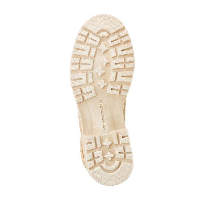 Kožené členkové topánky weinbrenner, hnedá, 594-4138 - 26