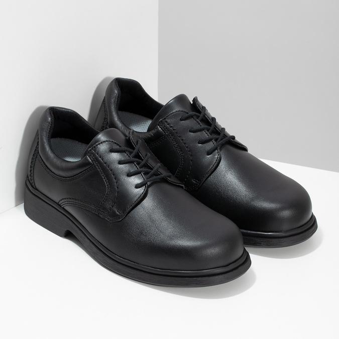 Pánska zdravotná obuv medi, čierna, 854-6233 - 26