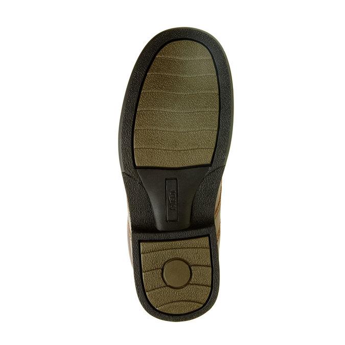 Pánska DIA obuv Tom (054.6) medi, béžová, 854-4231 - 26