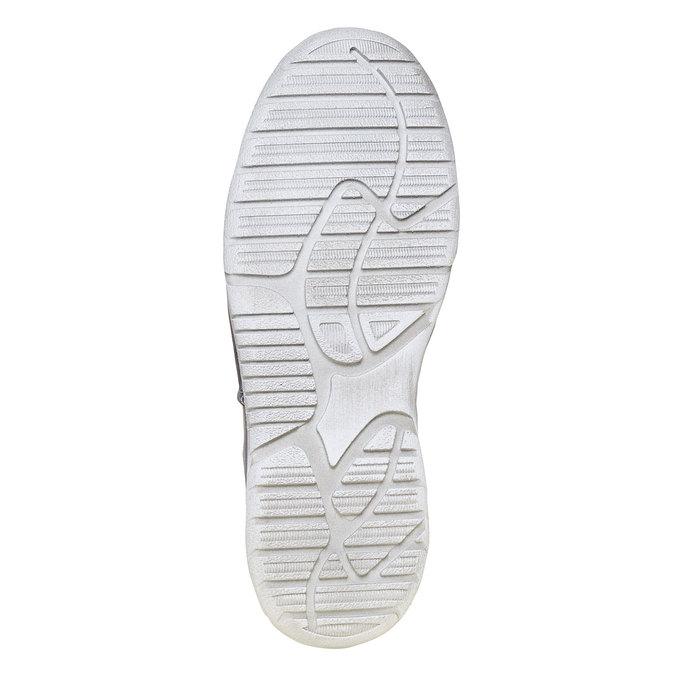 Pánska kožená obuv weinbrenner, modrá, 846-9657 - 26