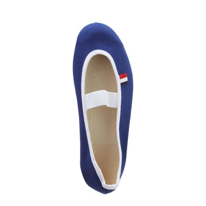 Detské cvičky bata, modrá, 379-9100 - 19