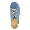 Ležérne kožené tenisky flexible, modrá, 526-9603 - 19