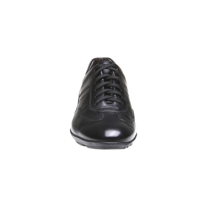 Šnurovacia obuv Giorgio bata, čierna, 824-6988 - 16