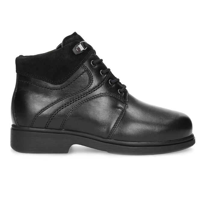 Pánska DIA obuv SAM (147.7) medi, čierna, 894-6230 - 19