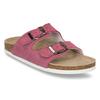 Detské ružové papuče de-fonseca, ružová, 373-5600 - 13