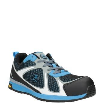 Pracovná obuv BRIGHT 020 S1P SRC bata-industrials, modrá, 849-9629 - 13