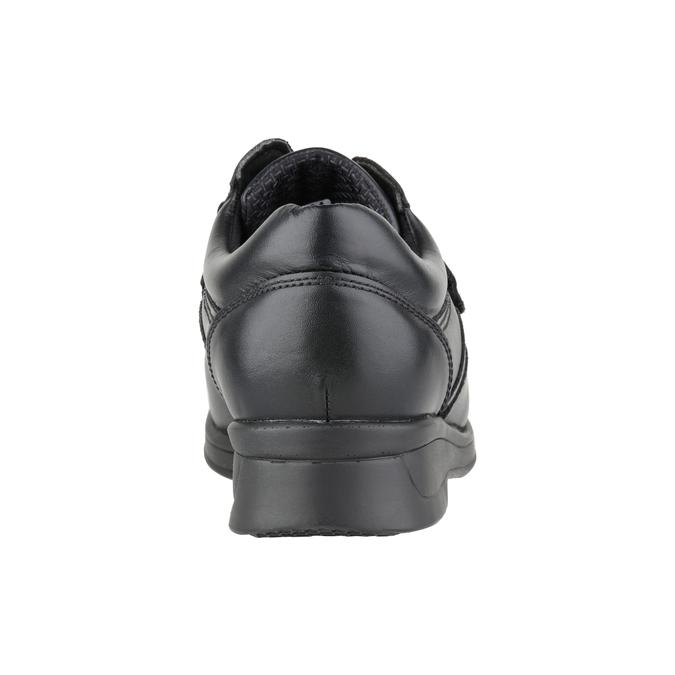Dámska DIA obuv Denisa (124.5) medi, čierna, 544-6494 - 17