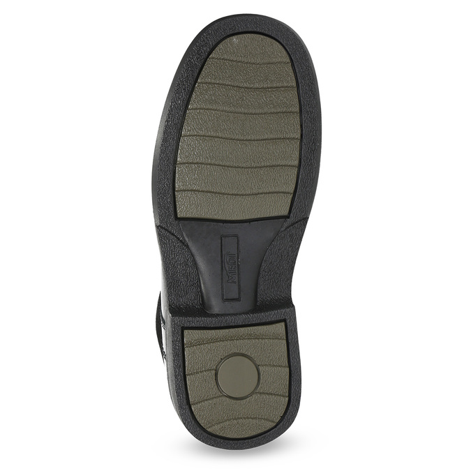 Pánska DIA obuv SAM (147.7) medi, čierna, 894-6230 - 18