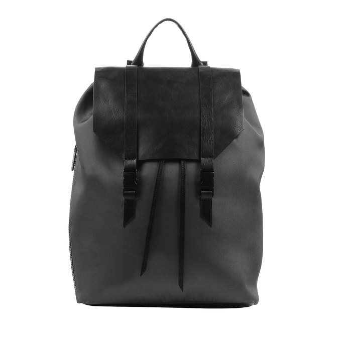 Čierny batoh royal-republiq, čierna, 964-6208 - 26